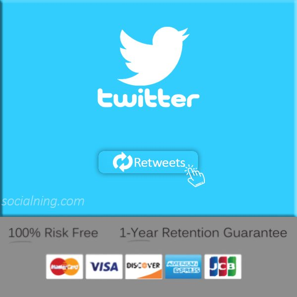 buy real twitter retweets cheap